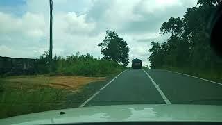 preview picture of video 'Poros Kaltim-Kaltara berau-boeloengan'