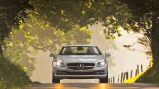 2012 Mercedes-Benz SLK350 - Drive Time Review with Steve Hammes