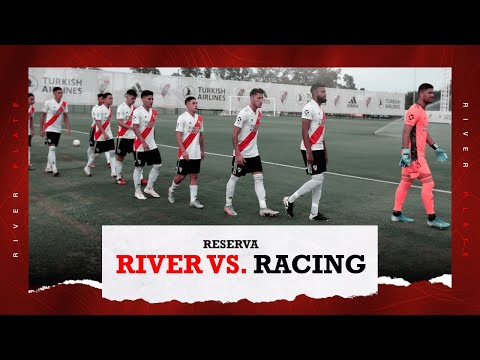 [Reserva] River Plate vs. Racing Club - EN VIVO