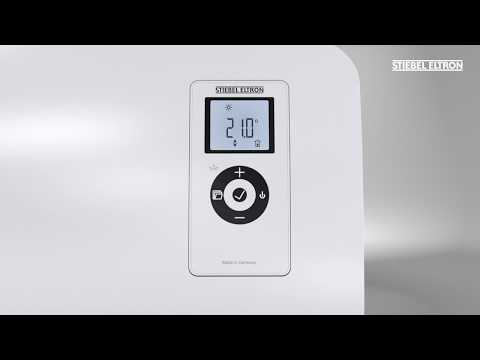 Quick Start Guide: controller for STIEBEL ELTRON CNS Trend