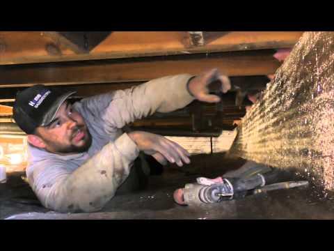 Ann Arbor Crawl Space Insulation Repair Encapsulation