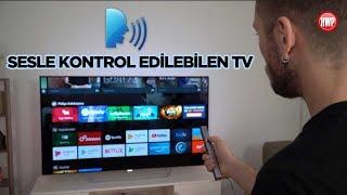SESLE KONTROL EDİLEBİLEN TV! (Philips 65 OLED TV inceleme)