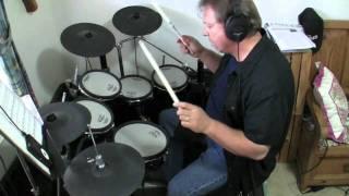 Abacab   Genesis (Drum Cover)