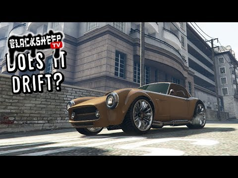 Does It Drift? S2.E21 - Declasse Mamba - Spendy But Trendy? - GTA 5 Online