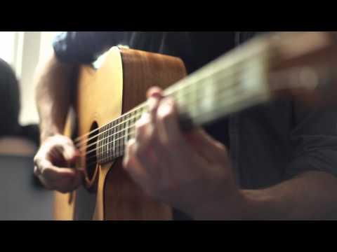 'Sisters' - Steve Vai: performed by Gareth Hughes