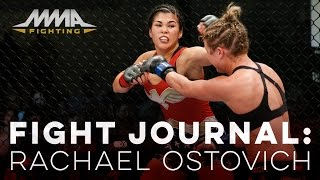 Fight Journal: Rachael Ostovich