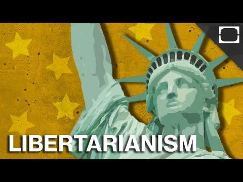 Politické ideologie - Libertarianismus