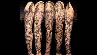 Full Sleeve Tattoo Designs