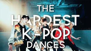 THE HARDEST K-POP DANCES (BOYS Ver.)