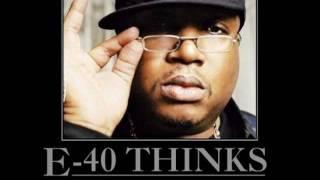 E-40 - Captain Save a Hoe FL Studio Instrumental