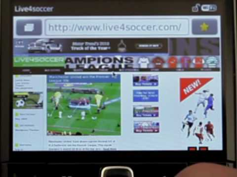 The New BlackBerry WebKit Browser: Yes, It's Actually Good