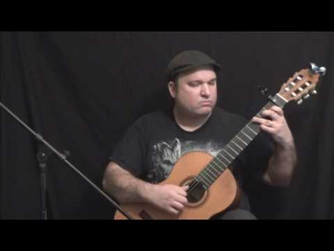 """Otep """"On the Shore"""" Arranged for Solo Acoustic Guitar"""