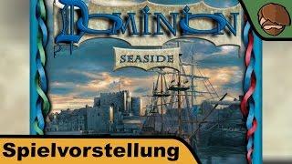 Dominion: Seaside (Erweiterung) - Spiel - Brettspiel - Anleitung