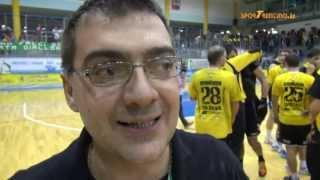 preview picture of video 'Pressano - Bozen, finale scudetto: Fabrizio Ghedin'