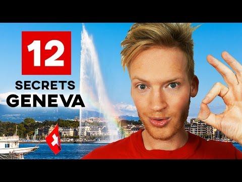 12 Hidden Secrets & Best Places in Geneva, Switzerland