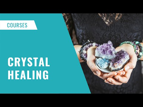 Crystal Healing Online course #crystalhealing #stones #fengshui ...