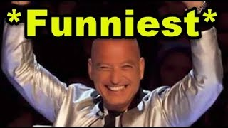 Top 3 FUNNIEST Auditions on America