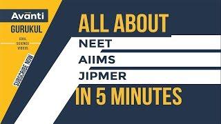 All about Medical Entrance Exams   NEET   AIIMS   JIPMER