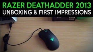 Unboxing   Razer Deathadder 2013 - Thủ thuật máy tính - Chia