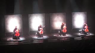 Apocalyptica-Harvester of Sorrow @ Cambridge Corn Exchange 02_03_2018