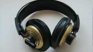 Tech Review | AKG K141 Professional Studio Headphones
