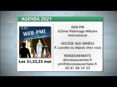 Agenda du 30 avril 2021