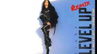 Level Up(instrumental)  Ciara