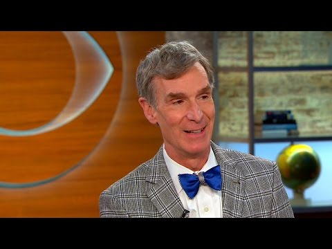 Bill Nye on evolution, climate change and advancements
