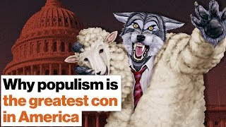 Why populism is the greatest con in America | Martin Amis