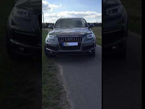 Audi Q7 dynamische Blinker vorne