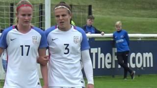 U23 USWNT 2 Norway 1 6-4-16