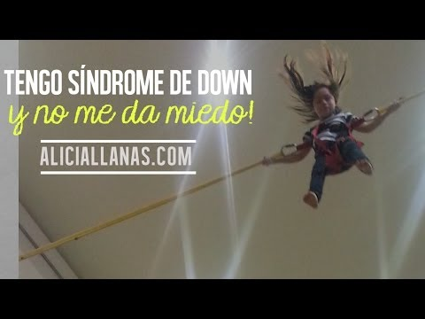 Watch video Síndrome de Down: Eva Extrema