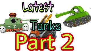 Latest Tanks cartoon in urdu/ Hindi with English subtitle Halloween tank cartoons new episode part 2