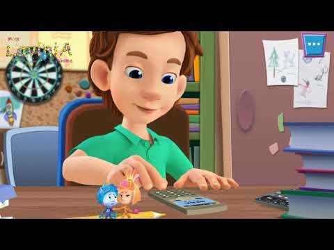 Мультик Фиксики сотовый телефон! Видео игра Фикси книжки мультик для детей #Фиксики!
