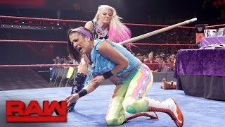Alexa Bliss takes Bayley on a painful trip down Memory Lane: Raw, May 29, 2017