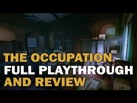 The Occupation - Full Playthrough + Review