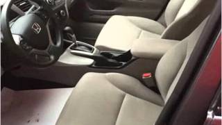 preview picture of video '2012 Honda Civic Used Cars Franklin PA'