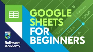 Google Sheets Tutorial for Beginners