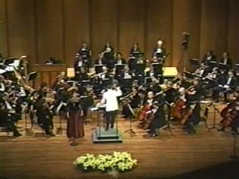 Ave Maria by Bach-Gounod with the Marion Philharmonic, Indiana.