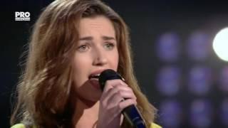Ioana Ignat - Bird Set Free | Auditiile pe nevazute | Vocea Romaniei 2016
