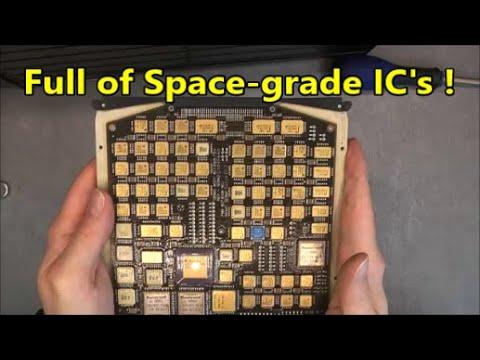 Honeywell symbol generator computer teardown