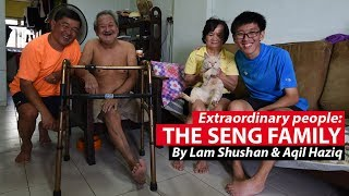 Extraordinary People: The Seng Family | CNA Insider