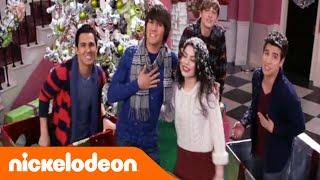Big Time Rush | All I Want For Christmas Is You | Nickelodeon Italia