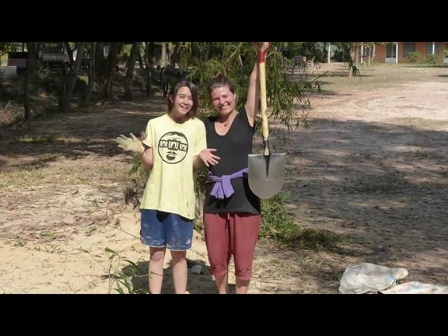 Hilfsprojekt Kambodscha