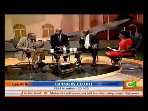 Opinion Court Discussion on Kenya's Push for Africa's Alternative to the ICC