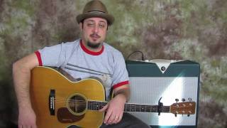 Neil Diamond - Sweet Caroline - Easy Songs on Acoustic Guitar Lesson - How to Play on Guitar