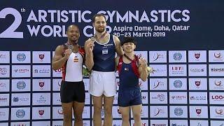 Дервал и Шатилов выиграли Кубок мира по спортивной гимнастике…
