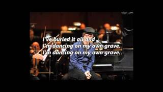 Ben Folds - I'm Not The Man (with lyrics)