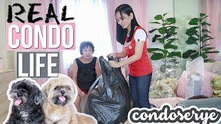 Condo Serye : STRUGGLES OF LIVING IN A CONDO! | EP. 2