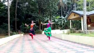 Inkem inkem inkem kaavaale/dance cover by Sandra Ramachandran & Sandra S